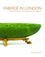 Omslag - Faberge in London
