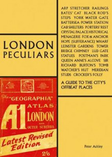 London Peculiars av Peter Ashley (Innbundet)