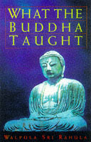 Omslag - What the Buddha Taught