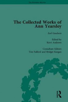 The Collected Works of Ann Yearsley av Bridget Keegan (Innbundet)