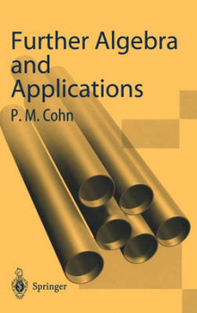 Further Algebra and Applications av P. M. Cohn (Innbundet)