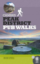 Omslag - CAMRA's Peak District Pub Walks