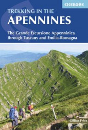 Trekking in the Apennines av Gillian Price (Heftet)