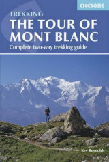 Omslag - The Tour of Mont Blanc