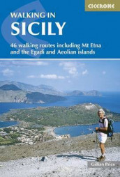 Walking in Sicily av Gillian Price (Heftet)