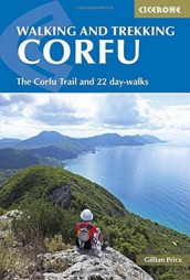 Walking and Trekking on Corfu av Gillian Price (Heftet)