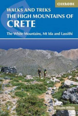 Omslag - The High Mountains of Crete