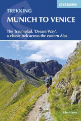 Omslag - The Trekking Munich to Venice