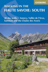 Omslag - Walking in the Haute Savoie: South