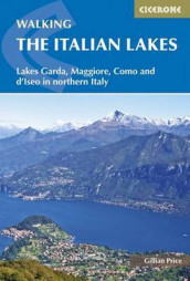 Walking the Italian Lakes av Gillian Price (Heftet)