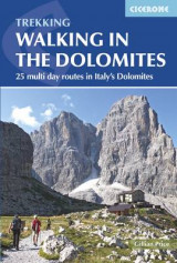 Omslag - Walking in the Dolomites