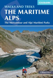 Walks and Treks in the Maritime Alps av Gillian Price (Heftet)