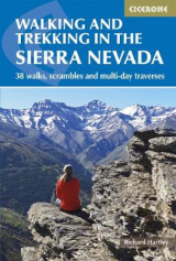 Omslag - Walking and Trekking in the Sierra Nevada