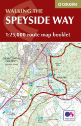 Omslag - The Speyside Way Map Booklet