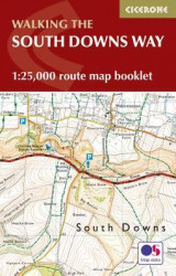 Omslag - The South Downs Way Map Booklet