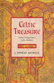 Celtic Treasure av J. Philip Newell (Innbundet)