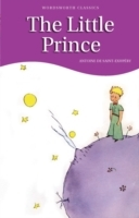 The little prince av Antoine de Saint-Exupéry (Heftet)