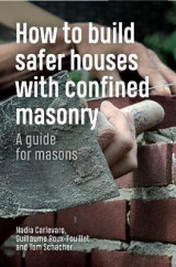 Omslag - How to Build Safer Houses with Confined Masonry