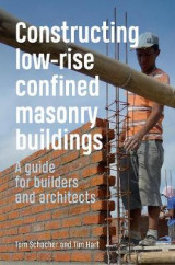 Omslag - Constructing Low-rise Confined Masonry Buildings