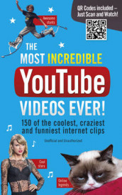 The Most Incredible Youtube Videos Ever! av Adrian Besley (Heftet)
