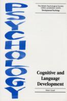Cognitive and Language Development av Peter Lloyd (Heftet)