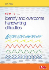 Omslag - How to Identify and Overcome Handwriting Difficulties