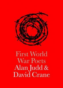 First World War Poets av Alan Judd og David Crane (Heftet)