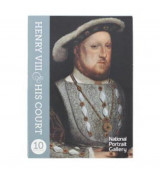 Omslag - Henry VIII & His Court