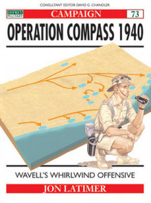 Operation Compass 1940 av Jon Latimer (Heftet)