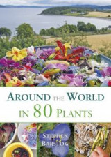 Omslag - Around the world in 80 plants