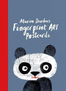 Fingerprint Art Postcards:20 Detachable Postcards av Marion Deuchars (Heftet)