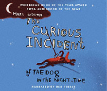 The Curious Incident of the Dog in the Night-time av Mark Haddon (Lydbok-CD)