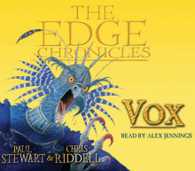 The Edge Chronicles 8: Vox av Paul Stewart og Chris Riddell (Lydbok-CD)