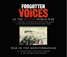 Forgotten Voices of the Second World War av Max Arthur (Lydbok-CD)