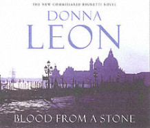 Blood from a Stone av Donna Leon (Lydbok-CD)