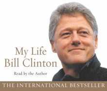 My Life av Bill Clinton (Lydbok-CD)