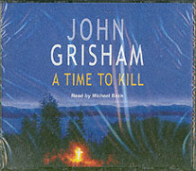 A Time To Kill av John Grisham (Lydbok-CD)