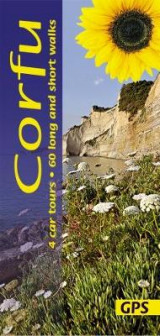 Omslag - Corfu: 4 Car Tours, 60 Long and Short Walks