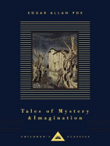Omslag - Tales of Mystery and Imagination