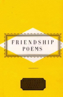 Friendship poems (Innbundet)