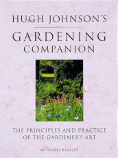 Hugh Johnson's gardening companion av Hugh Johnson (Innbundet)