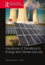 Omslag - Handbook of Transitions to Energy and Climate Security