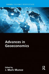 Omslag - Advances in Geoeconomics