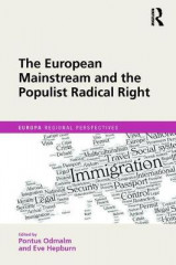 Omslag - The European Mainstream and the Populist Radical Right