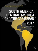 Omslag - South America, Central America and the Caribbean 2017