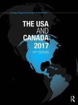 Omslag - The USA and Canada 2017