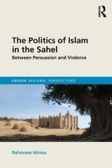 Omslag - The Politics of Islam in the Sahel
