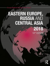Omslag - Eastern Europe, Russia and Central Asia 2018