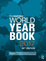 Omslag - The Europa World Year Book 2017