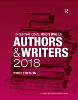 Omslag - International Who's Who of Authors and Writers